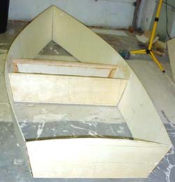 Stitch and Glue Boat Building
